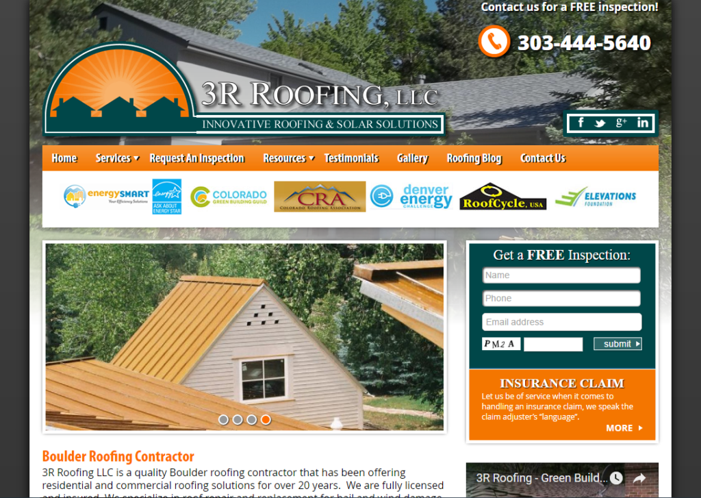 3R Roofing LLC