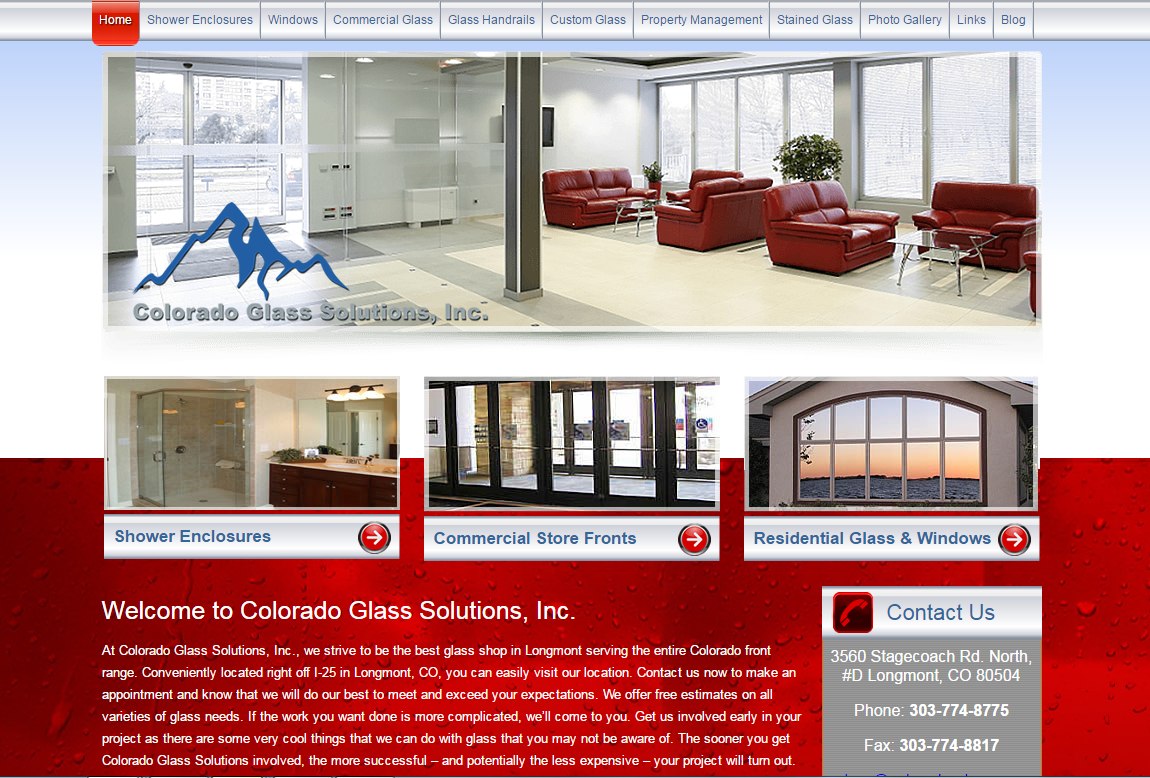 Colorado Glass Solutions