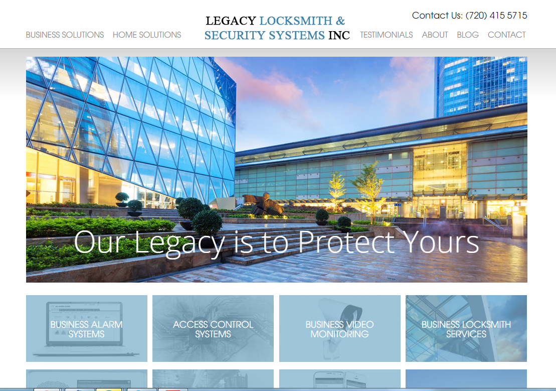 Legacy Locksmith & Security Systems