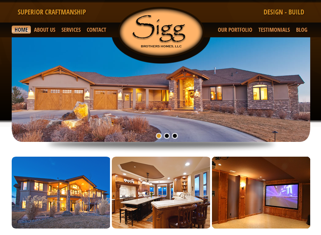 Sigg Brothers Homes