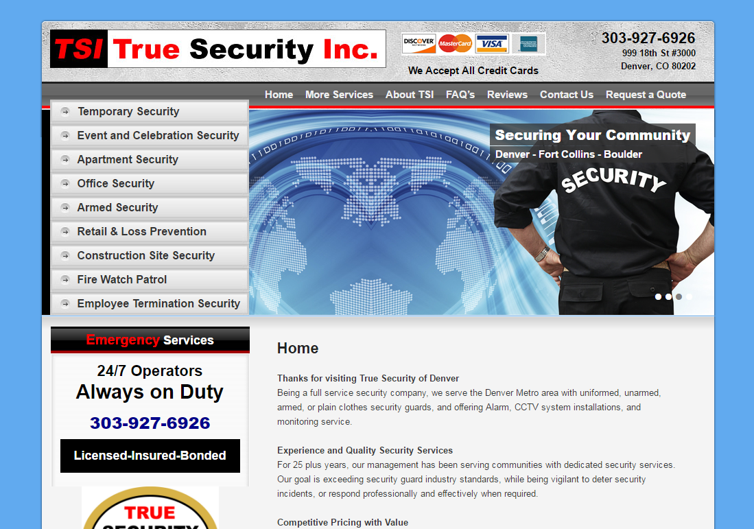 True Security Inc
